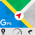 GPS Voice Navigation, Maps & Location-Street View