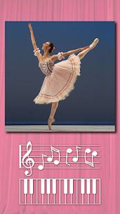 Ballet Dancer Games - Ballet Class Music