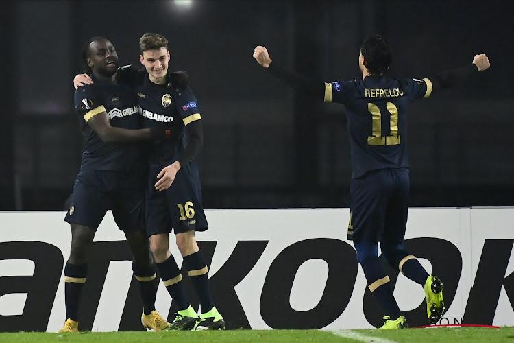 Bonne nouvelle pour Ivan Leko et l'Antwerp avant le choc contre le Club de Bruges