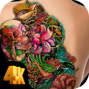 Tattoo 4K my Photo - Free