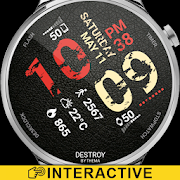 Destroy Watch Face