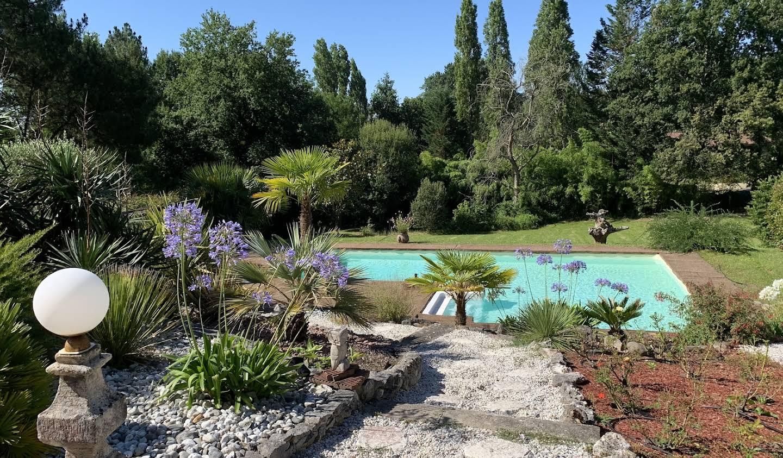 Maison avec piscine Ginestet