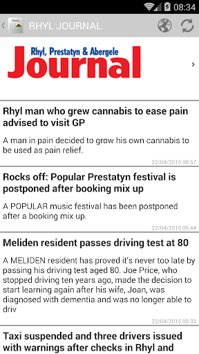 【免費新聞App】Welsh Newspapers-APP點子
