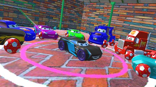 Code Triche McQueen and Friends Racing Cars & Monster Trucks apk mod screenshots 3