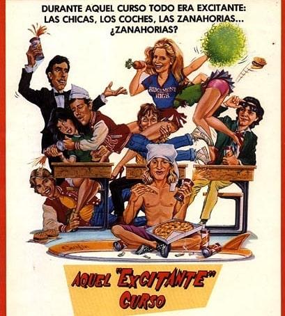 Aquel excitante curso (1982, Amy Heckerling)
