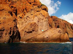 Photo: #019-La réserve de Scandola en Corse, classée au Patrimoine mondial de l'Unesco.