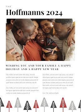 Family News - Newsletter item