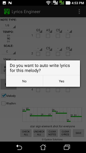 Lyrics Engineer Mod Apk 2
