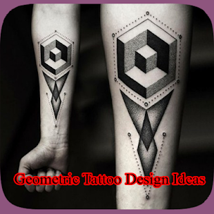 geometric tattoo design ideas screenshot thumbnail - Tattoo Design Ideas