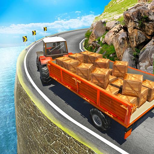 Tractor Uphill Driver - Farmer Simulator 2018 (game)