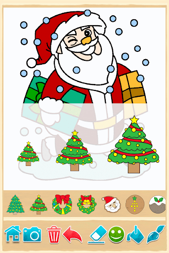 Christmas Coloring  screenshots 2