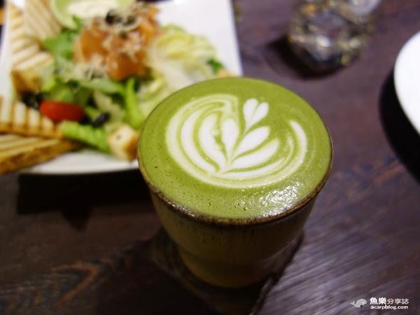 二條通.綠島小夜曲/日式建築風古宅咖啡屋