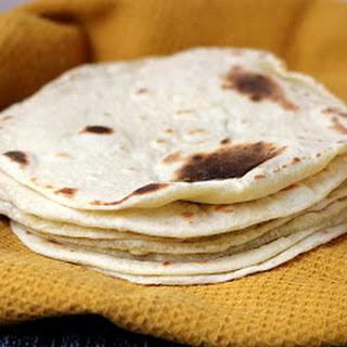 Flour Tortillas - with a secret ingredient