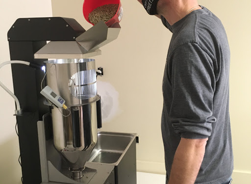 A guide to fluid bed coffee roasters
