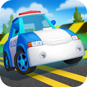Tải Game Funny police games for kids