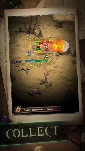 Télécharger Adventurer Legends - Diablo II Heroes Offline RPG apk mod screenshots 2