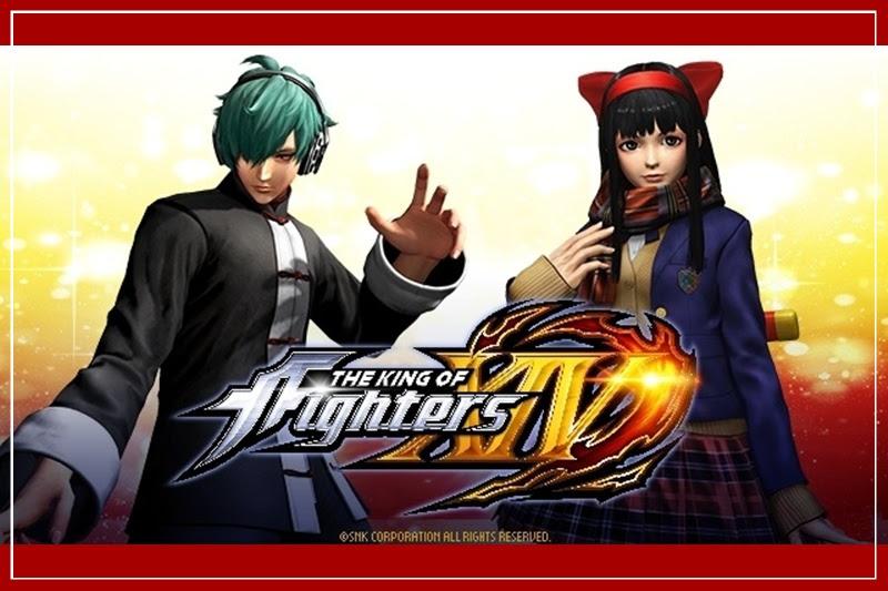 [The King of Fighters XIV] DLC คอสตูมของ Shun'Ei และ Nakoruru