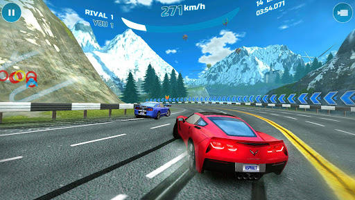 Asphalt Nitro game (apk) free download for Android/PC/Windows screenshot