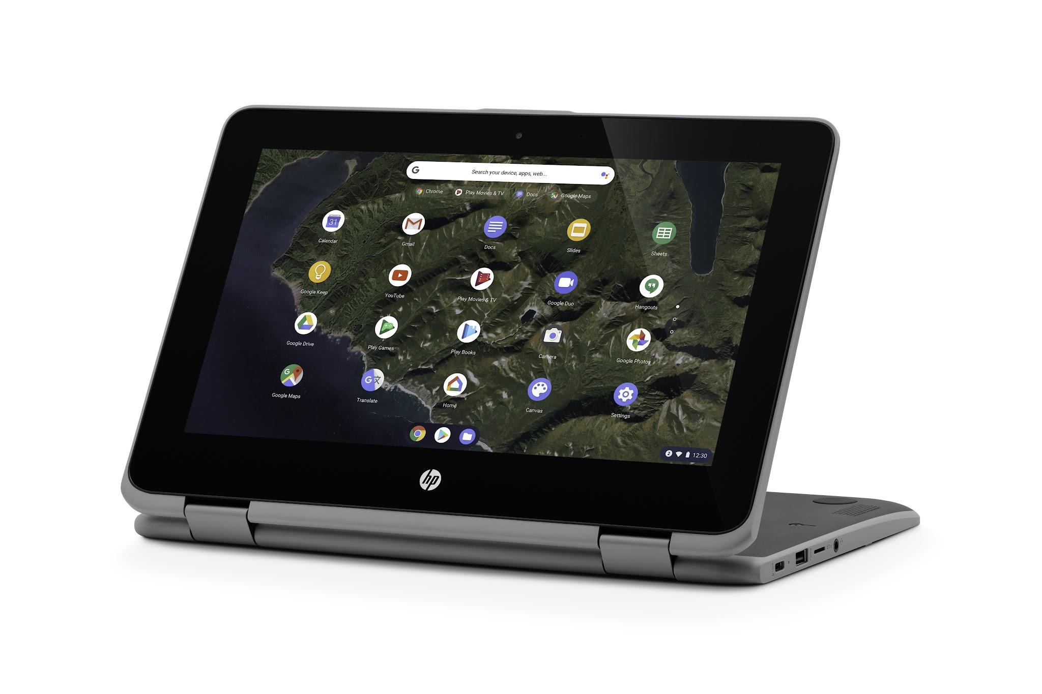 HP Chromebook x360 11 G2 EE - photo 10