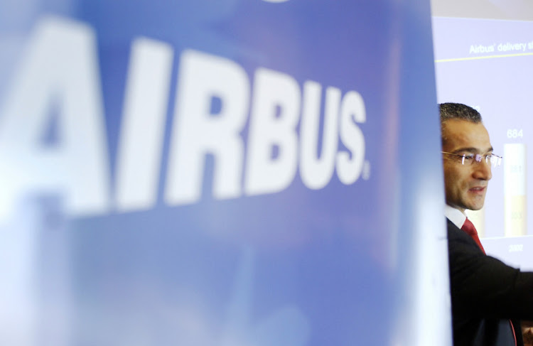 Airbus. Picture: TYRONE ARTHUR/BUSINESS DAY