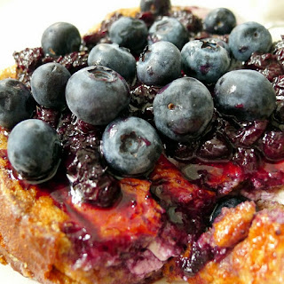 Blueberry Stuffed French Toast Recipes