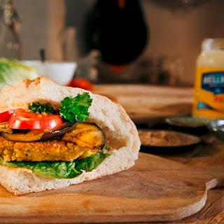 The Veggie Falafel Burger