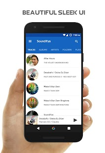 Soundifya Music Player- screenshot thumbnail