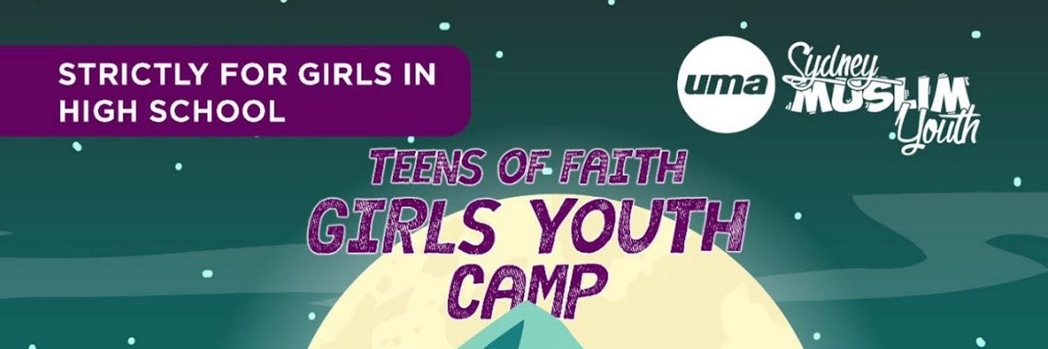 Teens of Faith Girls Youth Camp