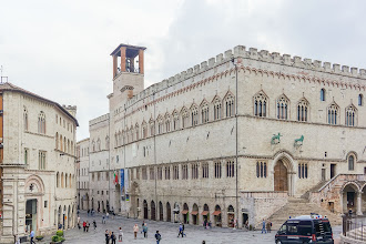 Photo: Are we fixated on the Palazzo dei Priori or what!