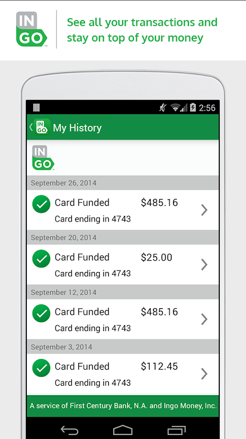 Ingo Money - screenshot