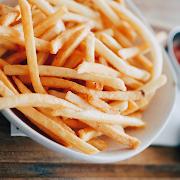 Chips & Tomato Sauce