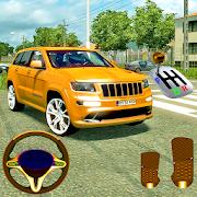 Classic Car Parking Extreme 3D