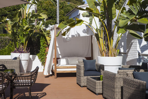 Ibersol Antemare Spa - Chill Out Zone