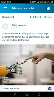 Download HGZO-congres 2018 For PC Windows and Mac apk screenshot 2