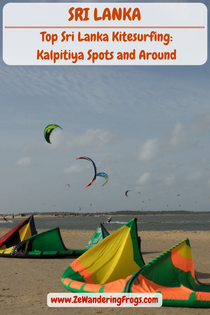 Top Sri Lanka Kitesurfing: Kalpitiya Spots and Around