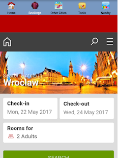 Wroclaw Hotels - náhled