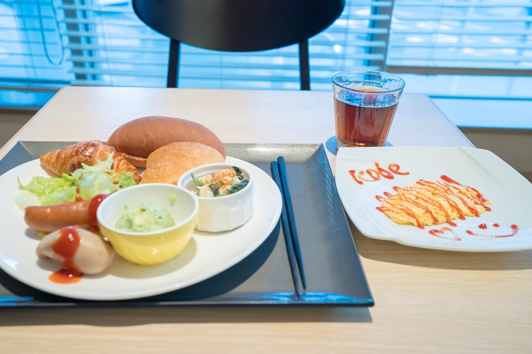 Kobe Motomachi Tokyu Rei Hotel breakfast