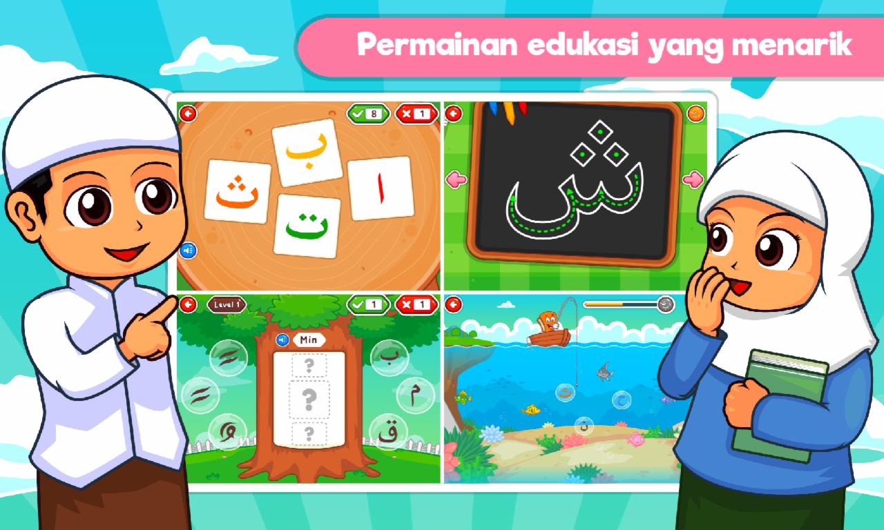 Marbel Belajar Mengaji Apl Android Di Google Play