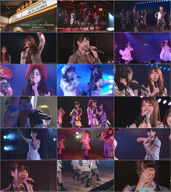 (LIVE)(720p) AKB48 チームK 「最終ベルが鳴る」公演 久保怜音 生誕祭 Live 720p 171218