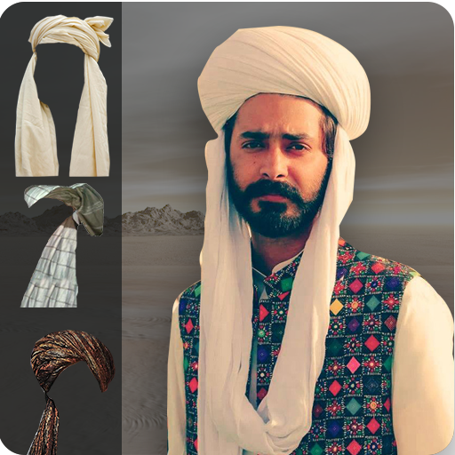 Baloch Turban Photo Editor - Balochi Turban