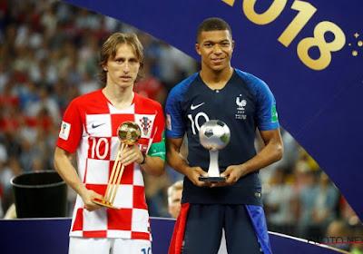 Courtois, Meunier, Hazard en Lukaku krijgen van ons een plaats in het Team van het WK