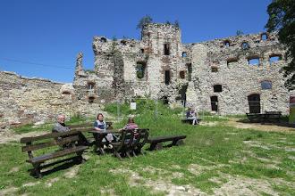Photo: H5281449 Rudno - Zamek Tenczyn