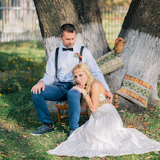 Wedding photographer Dasha Trizna (DashaTi). Photo of 29.10.2014