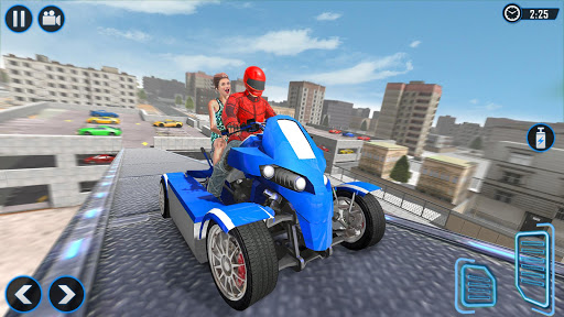 ATV Quad Bike Simulator 2020: Bike Taxi Games 3.1 screenshots 6