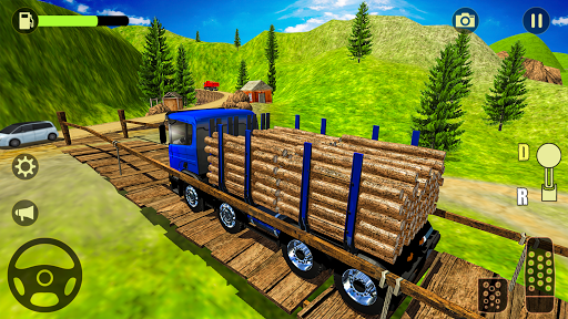Offroad Transport Truck Simulator:Truck Diver 2019 cheat hacks