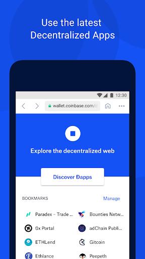 Coinbase Wallet — Ethereum Wallet & DApp Browser cheat hacks
