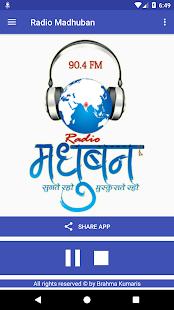 Radio Madhuban 90.4 - náhled