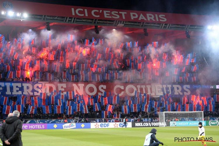 PSG : le maillot parisien sera interdit à Marseille, dimanche