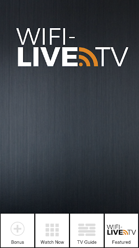 WIFI-LIVE TV 1.0.222 screenshots 1