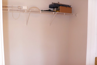 Photo: BR 1 closet